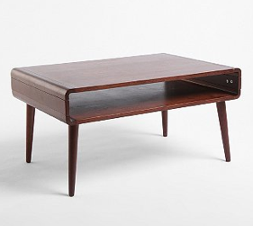 modern coffee table building plans