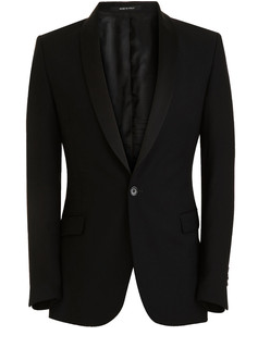 Barneys New York Co-Op Tuxedo jacket $495.00 www.barneys.com