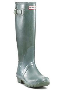 Hunter Rain Boots Original Tall $135.00