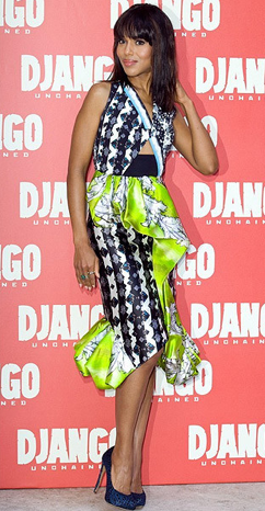 Kerry Washington In Peter Pilato