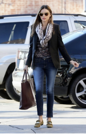 Miranda Kerr in LA Jan 4