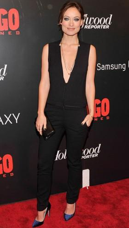 Olivia Wilde In ALC at Django Screening