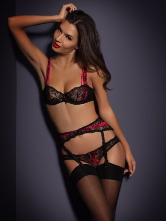 faa15570d Agent Provocateur s Valentine s Day Intimates To Spice Up Your Look ...