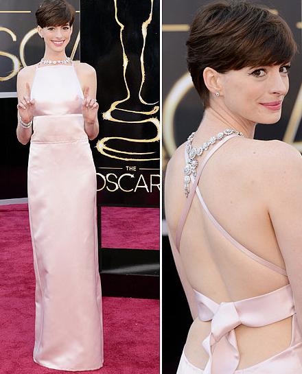 Anne Hathaway Prada