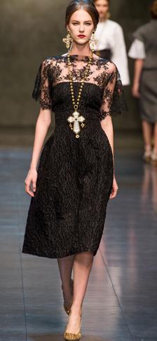 Dolce & Gabbana Fall 2013 3