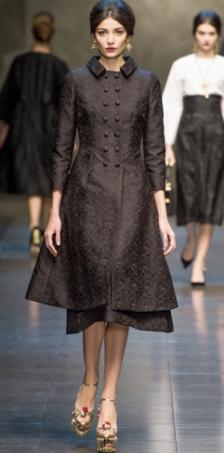 Dolce & Gabbana Fall 2013 4