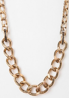Wolf Mountain Chain Necklace $24.00