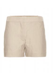 Acne Bonnie Linen Shorts $254.00