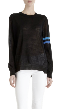 ALC Striped Arm Sweater $295.00