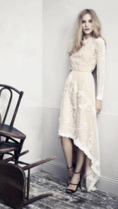 Embroidered Dress $299.00