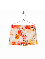 Floral Shorts $35.90