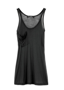 Kain Classic Modal & Silk-Blend Top $85.00