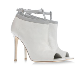 Laurence Dacade White Ankle Boot $855.00