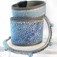 Ombre Cuff & Necklace Set 25% off.