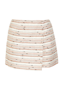 Willow Fench Riviera Tweed Shorts $520.00