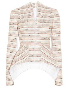 Willow Woven Metallic-Flecked Jacket $1305.00