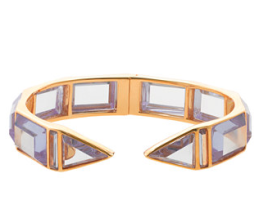 Jennifer Meyer Edith Jeweled Cuff $178.00