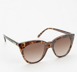 Le Specs Cat Eye Sunglasses $59.00 www.urbanoutfitters.com