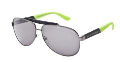 Marc By Marc Jacobs Pilot Brimmed Sunglasses $98.00 marcjacobs.com