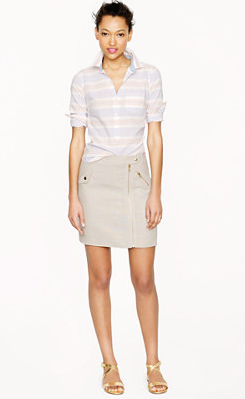 Moto Mini In Linen $118.00
