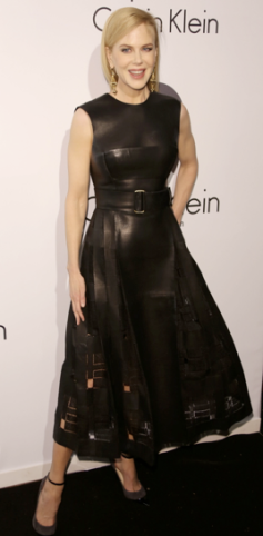 Nicole Kidman In Calvin Klein Collection