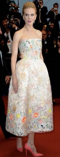 Nicole Kidman in Dior Haute Couture