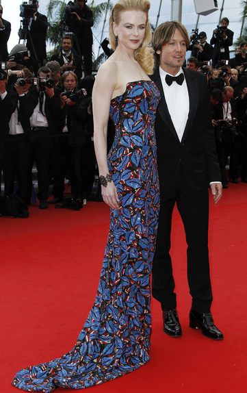 Nicole Kidman in LWren Scott