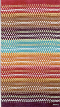 Missoni Home Otello Beach Towel $243.95 artedona.com