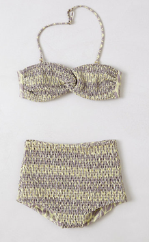 Tori Praver Desert Willow Bikini $59.95 anthropologie.com