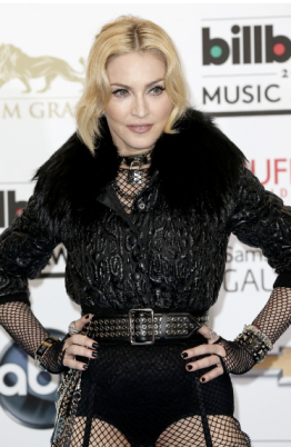 Madonna 2013 In Givenchy Couture