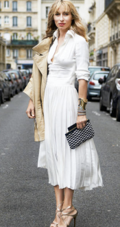 Street Style Paris Fall Couture