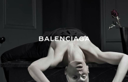 Balenciaga Fall:Winter 2013-14 Ad Campaign 1