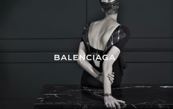 Balenciaga Fall:Winter 2013-14 Ad Campaign 4