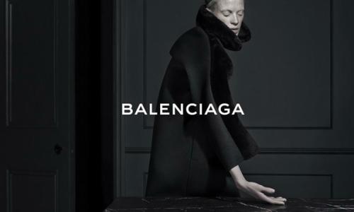 Balenciaga Fall:Winter 2013-14 Ad Campaign 6