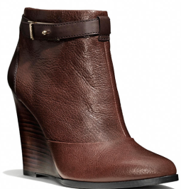 Coach Melody Bootie $348.00