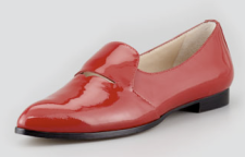 Elizabeth and James 'Aly' Patant Red Loafer $298.00 neimanmarcus.com