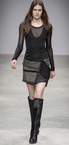 Isabel Marant Fall 2013 7