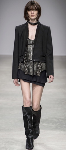 Isabel Marant Fall 2013 8