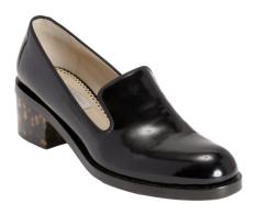 Stella McCartney Tortoise Shell Heel Loafer $935.00 barneys.com