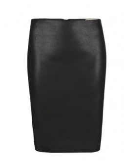 All Saints Metal Pencil Skirt $115