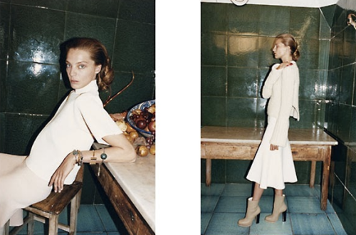 Celine Fall 2013 Ad Campaign b