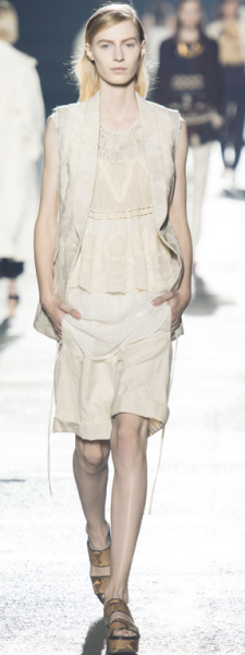 Dries Van Noten Spring:Summer 2014