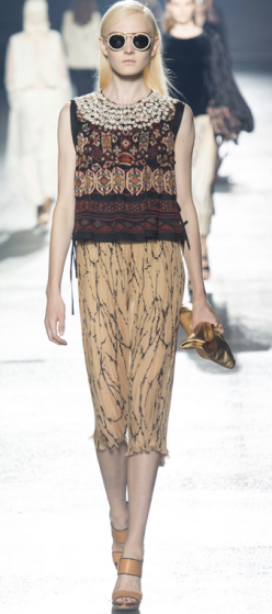 Dries Van Noten Spring:Summer 2014 2