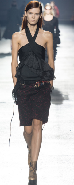 Dries Van Noten Spring:Summer 2014 3a