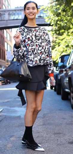 NYFW Street Style 12