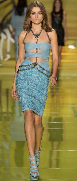 Versace Spring:Summer 2014 1