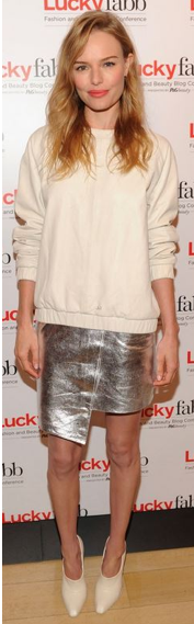 Kate Bosworth @ the Lucky Fabb