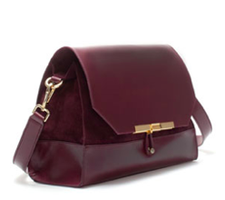 Leather City Bag $129.00