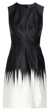 Milly Coco Degrade Sateen Dress $385.00 Net-a-Porter