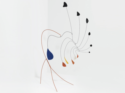 Alexander Calder La Demoiselle, 1939.